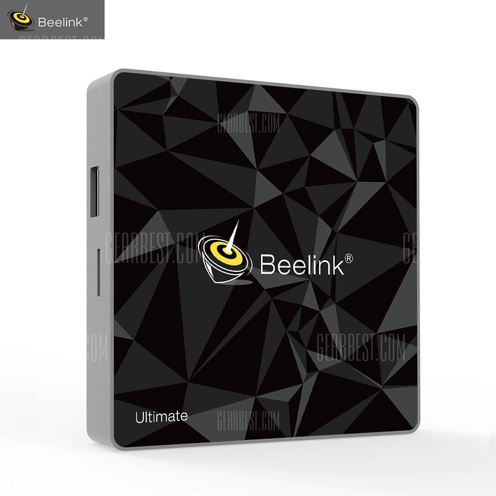 Beelink GT1 Ultimate 3GB DDR4 + 32GB EMMC TV Box - $86.99 Free Shipping | GearBest.com Mobile