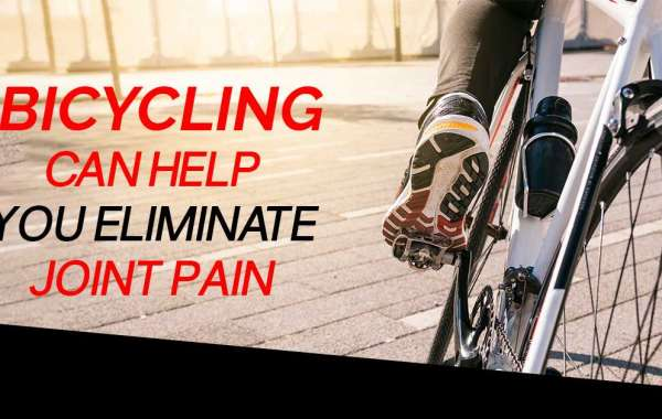 Bicycling Can Help You Eliminate Joint Pain