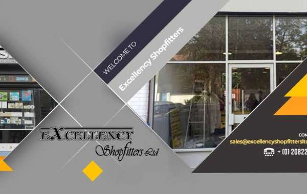 Excellency Shop Fitters LTD - Shopfronts Company in London
