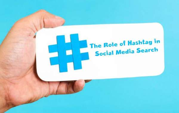 The role of the hashtag