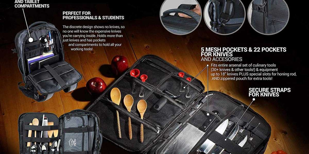 Choose the Chef Knife Bag at Chef Sac Website