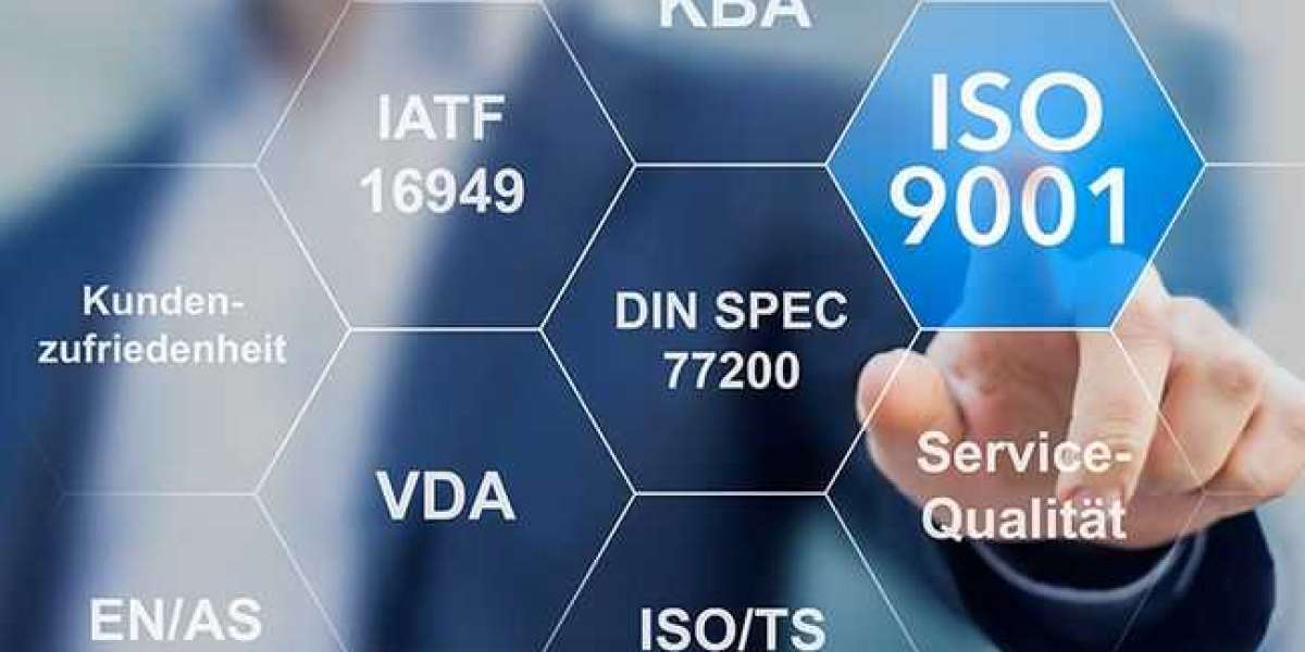 ISO 9001 Certification in Philippines