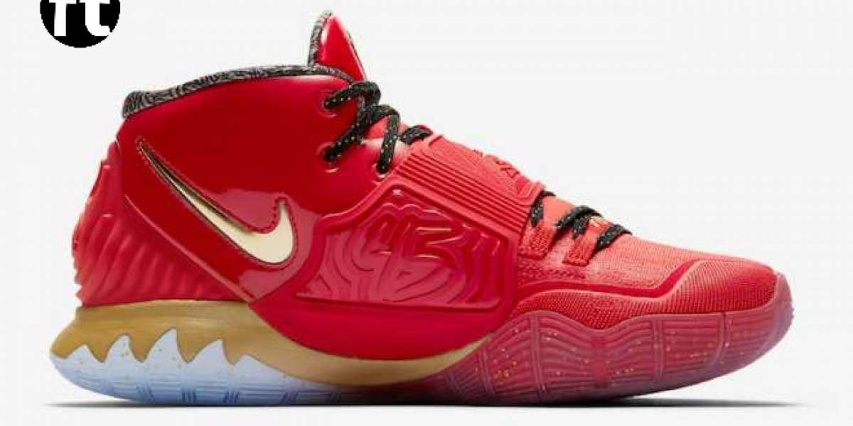"""2020 Nike Kyrie 6 """"Trophies"""" CD5026-900 Shoes For Men"""