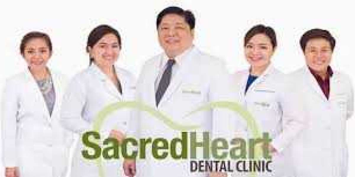 Sacred heart dental clinic multi specialty dental place.