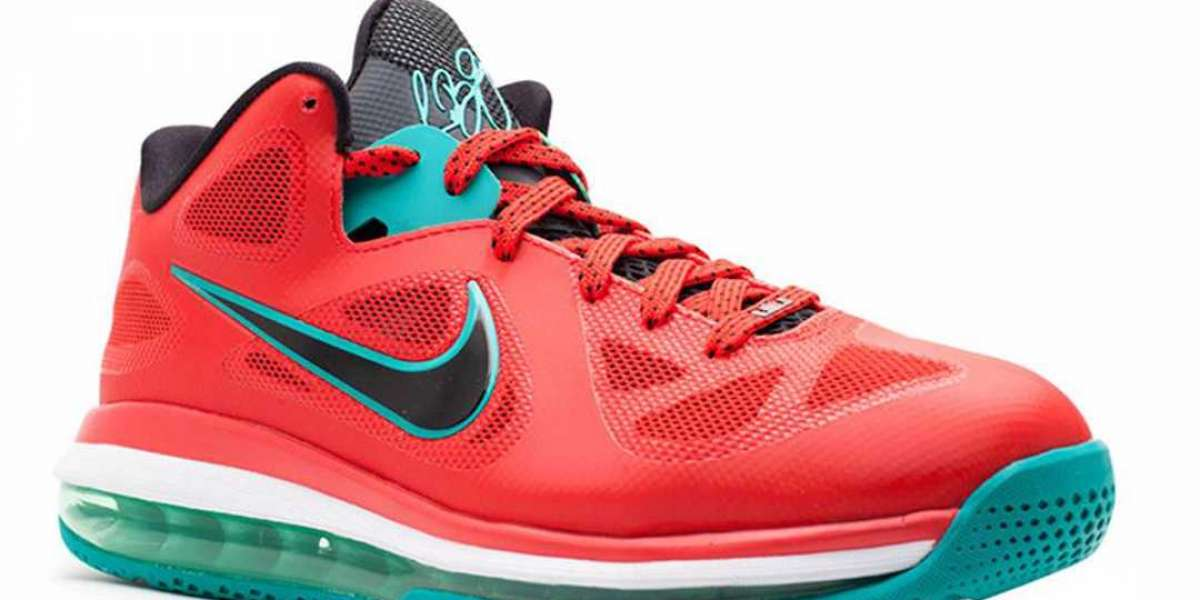 "Where To Shop Nike LeBron 9 Low ""Liverpool"" DH1485-600"