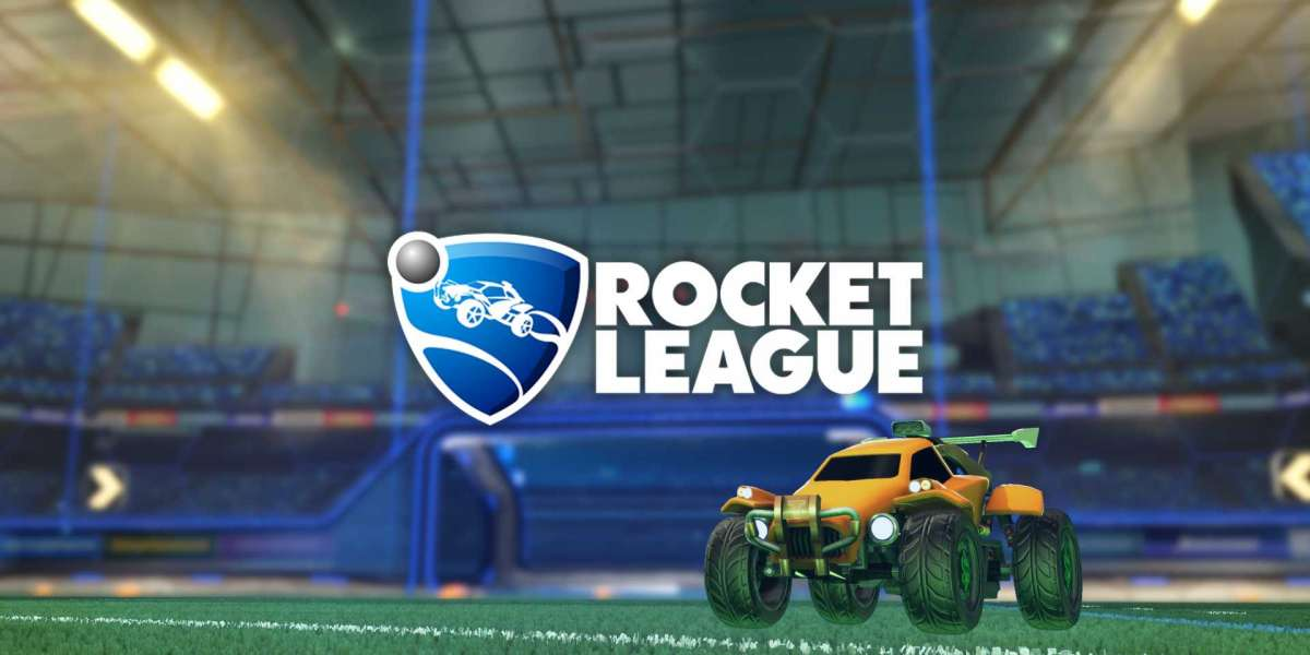 Rocket League has veritably accustomed adventurous approval