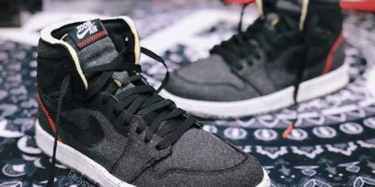 """New 2020 Air Jordan 1 High Zoom """"Space Hippie"""" CW2414-001 Will Arrive On August 12th"""