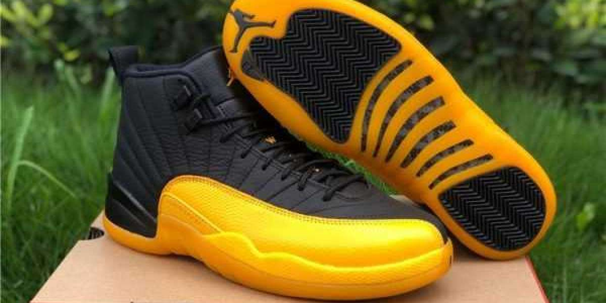 "Do You Like Air Jordan 12s ""University Gold"" 130690-070 Summer 2020"