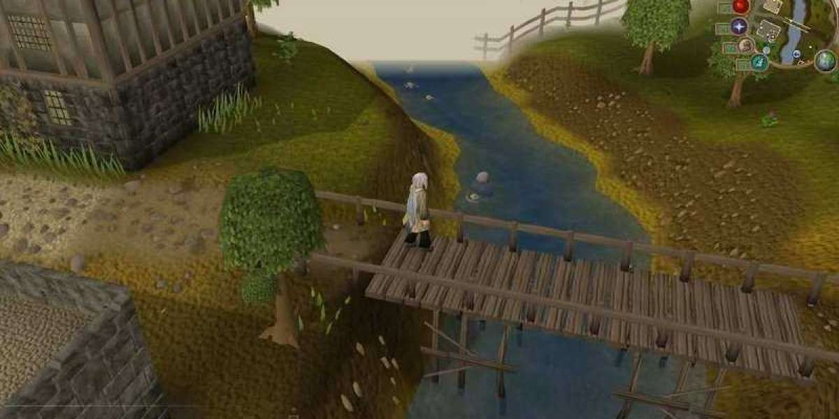 Old School RuneScape, one of the best MMORPG you can play