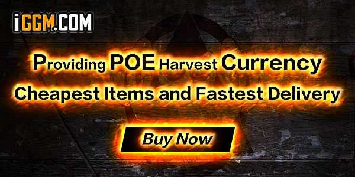 Some updated changes of Path of Exile: Harvest