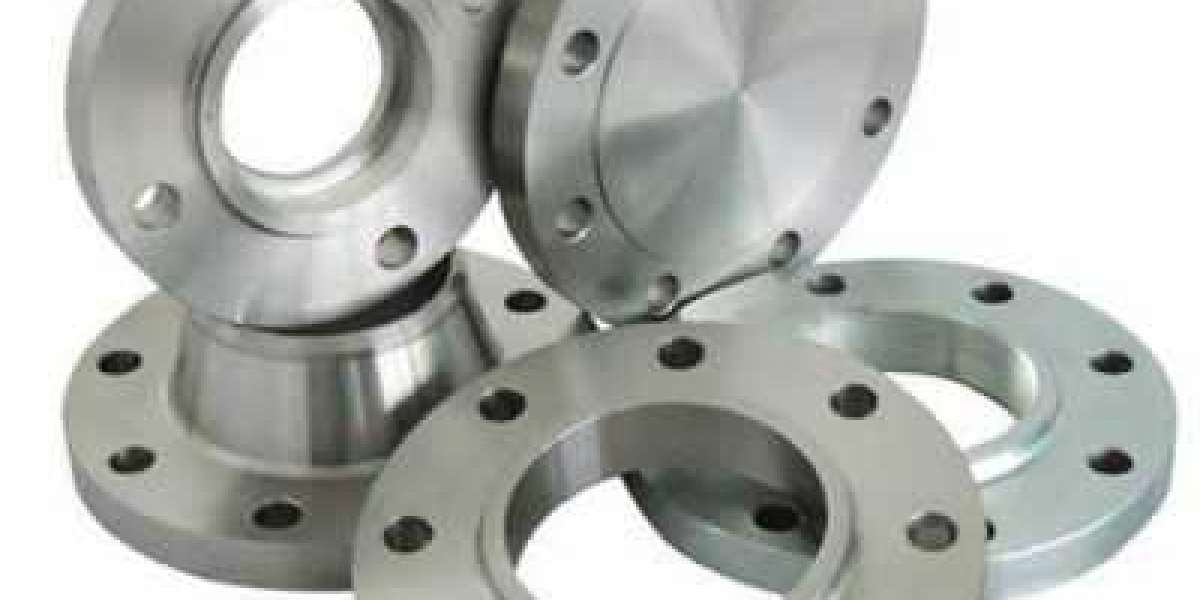 Different Types of Stainless Steel Flanges