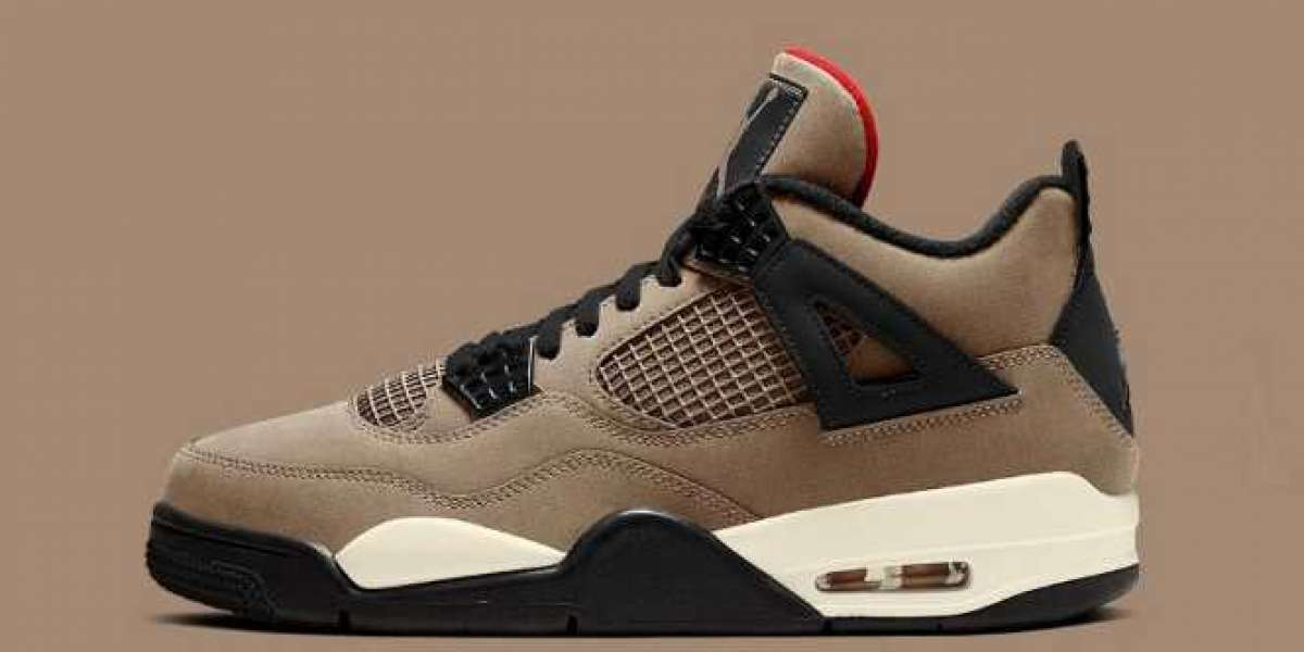 Free Shipping Air Jordan 4 Taupe Haze is Available Now