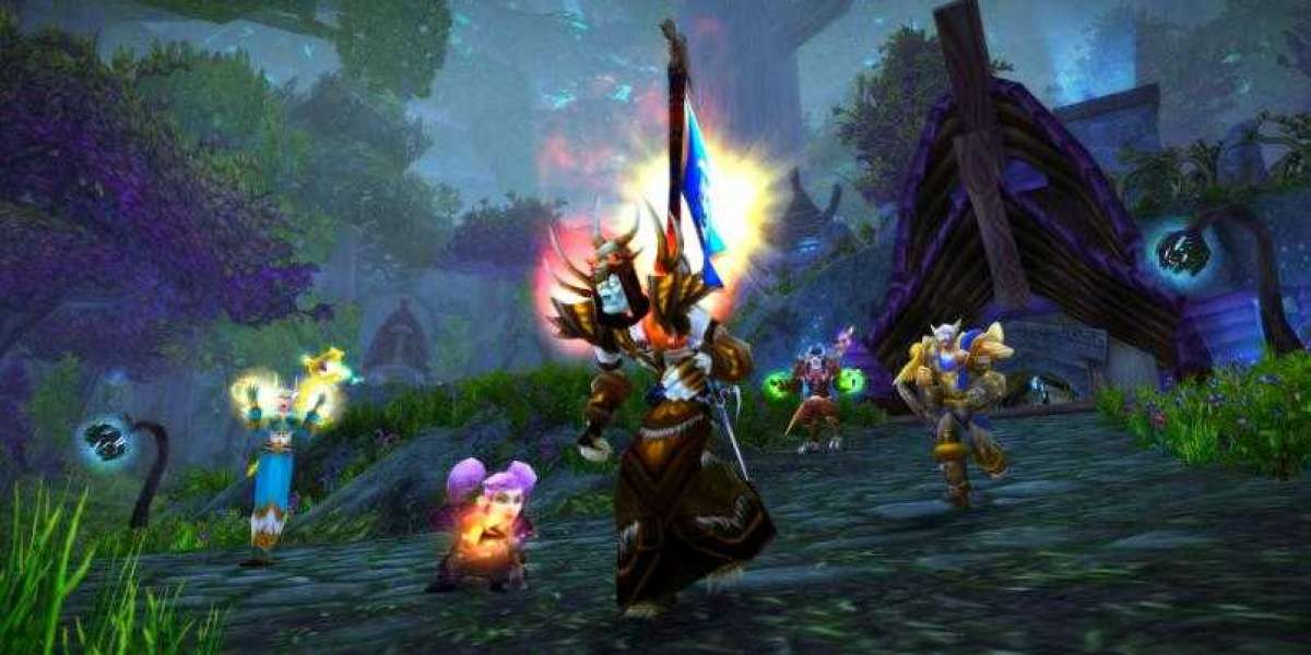 World of Warcraft: Shadowlands players will enjoy the service of changing the gender of the character for free