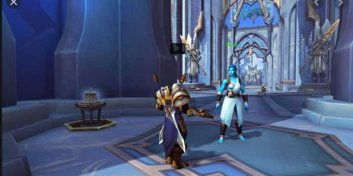 Character customization is a major move in the upcoming World of Warcraft: Shadowlands