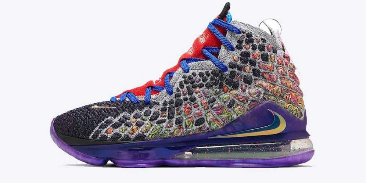 """Do You Need The Latest Nike LeBron 17 """"What The"""" Basketball Sneakers CV8079-900 ?"""