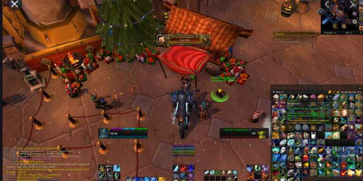 """Players can change the character's gender for free in the upcoming """"World of Warcraft: Shadowlands"""""""