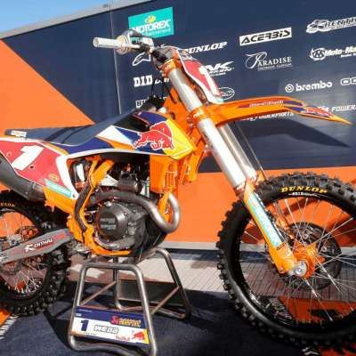 2020 Factory Rocky Mountain Graphics Kit Profile Picture