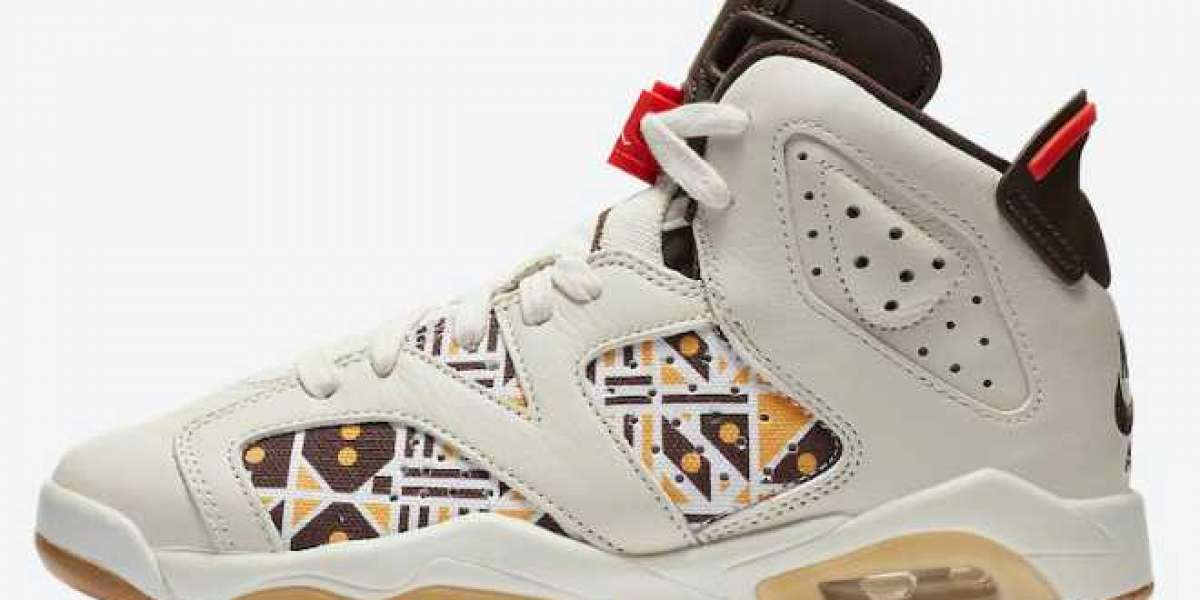 "Do you want to buy the Latest Air Jordan 6 ""Quai 54"" CZ6506-100?"