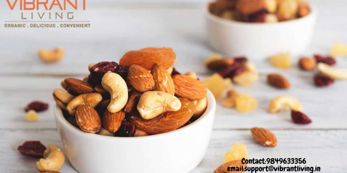 Organic Snacking  – Safe , More Nutritious & Better Than Junk!