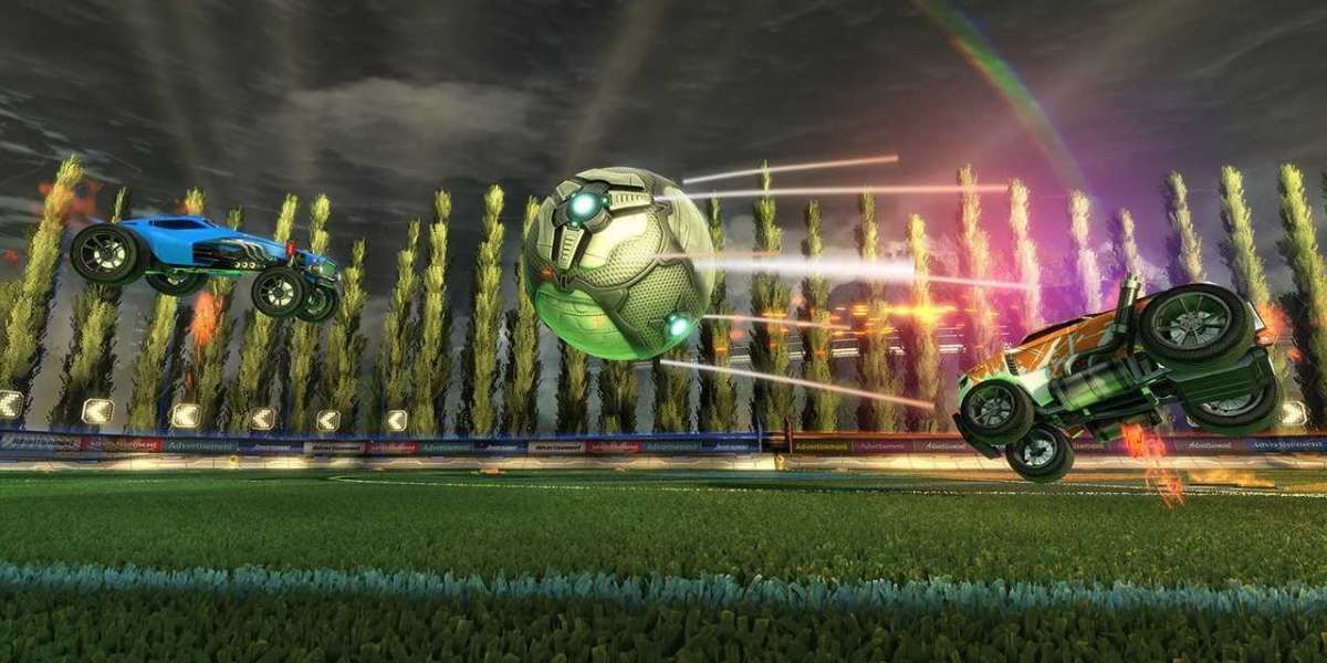 Rocket League Credits you need to work actively to complete the task