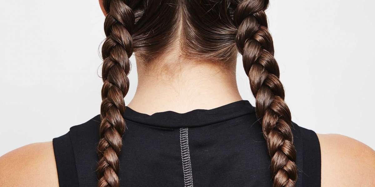 How to French Braid Your Own Hair and Have a Nice Healthy Head of Hair For This Time of Year