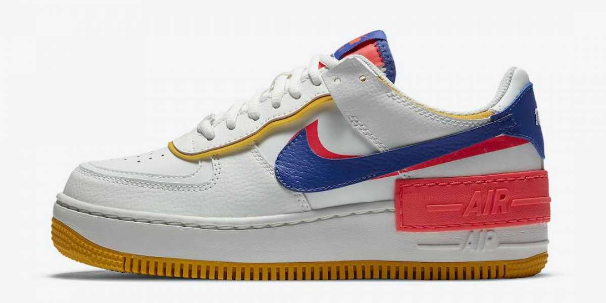 2020 New Air Force 1 Shadow available on Buythesneaker.com