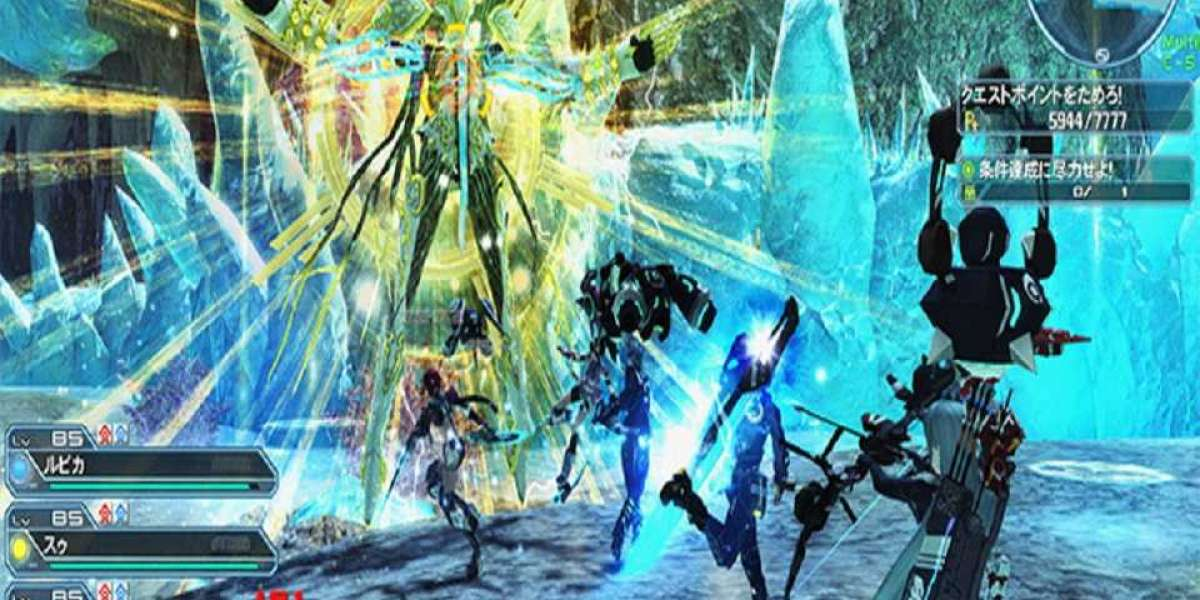 Phantasy Star Online 2 includes an excellent character creation system