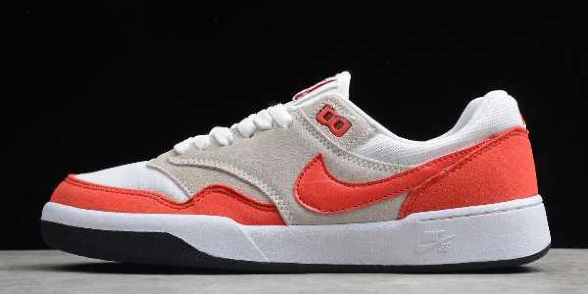 "Nike SB GTS Return ""Air Max 1"" Sport Red/Pure Platinum-Black 2020 CK3464-600 For Sale Online"