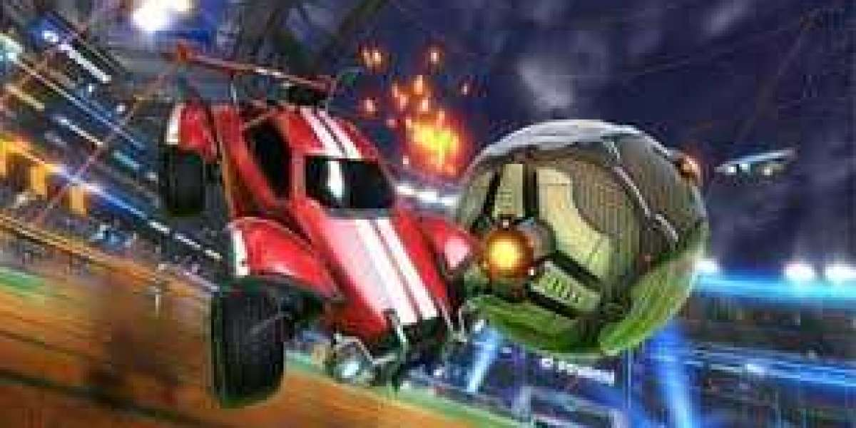 Rocket League Credits when the games as a service model
