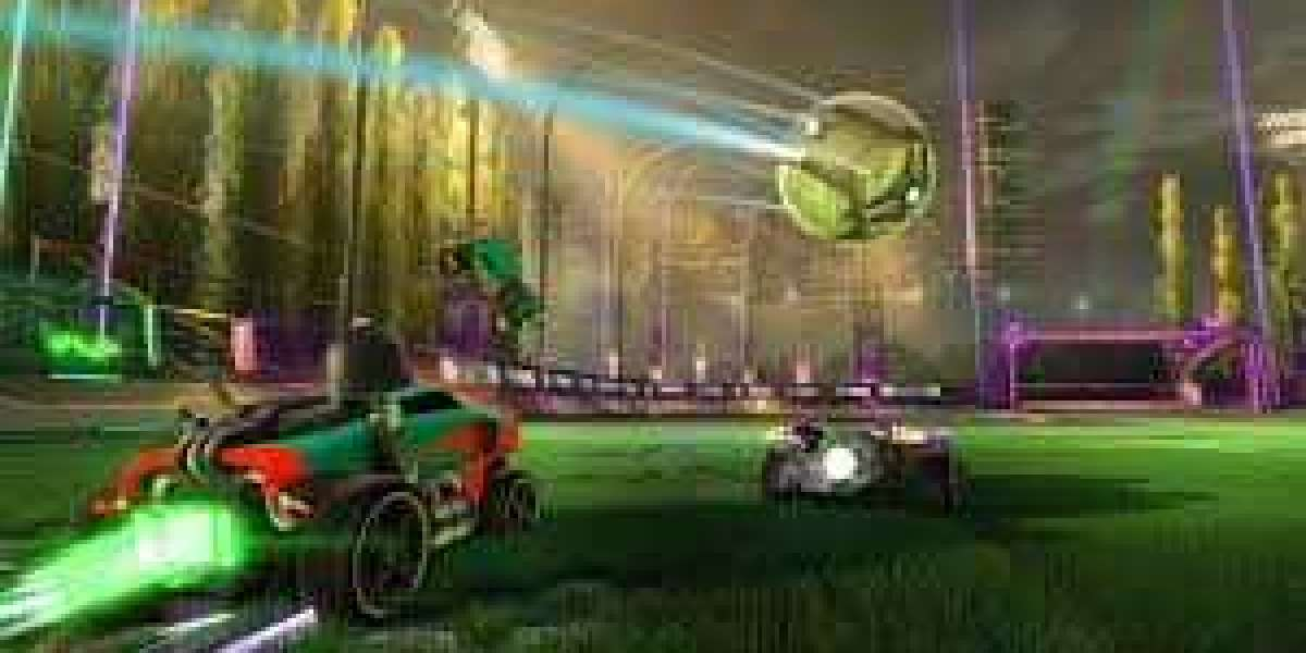 Players who previously accomplished Rocket League