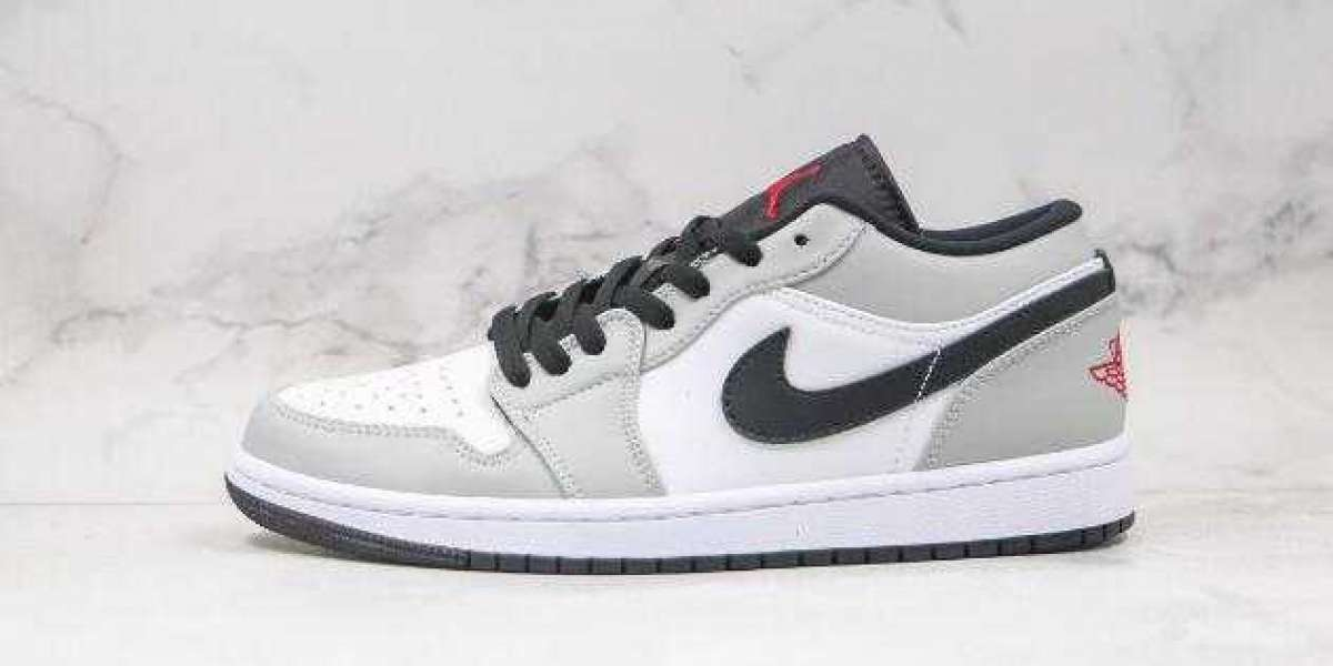 Nike Dior Air Jordan 1 Low Light Smoke Grey is Available Now