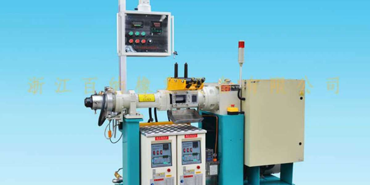 Use of Large Rubber Extruder