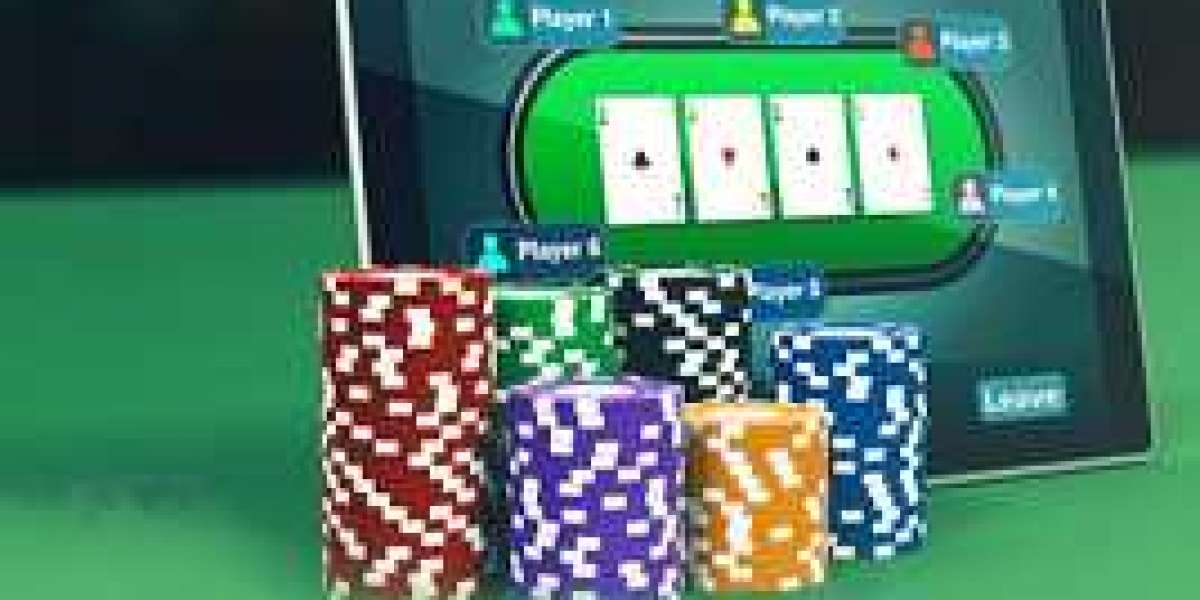 Be At The Top Of World With Idn Poker Online