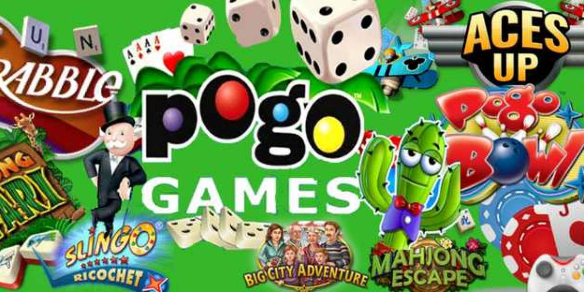 How to Look for Free Pogo Online Games online?
