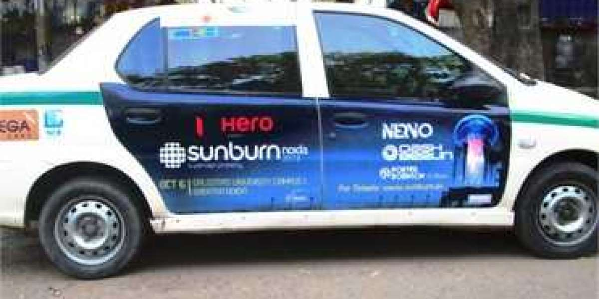 5 Advantages of Advertising on AC Taxi in Kolkata