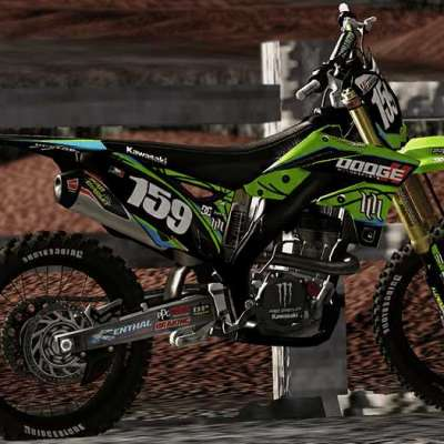 Kawasaki Motocross Graphic Spain Profile Picture