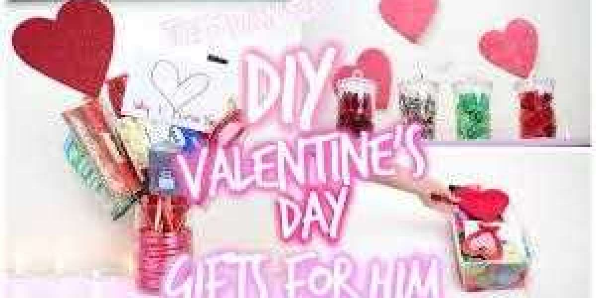 Great 10 DIY Valentine's Day gifts