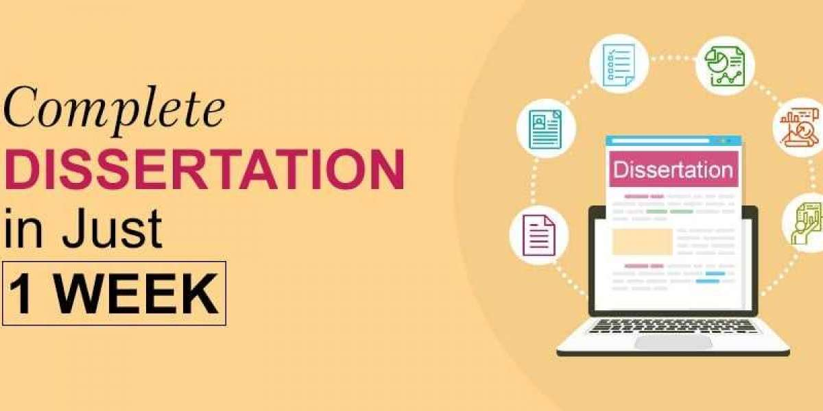 How To Complete Dissertation Writing Within A Week