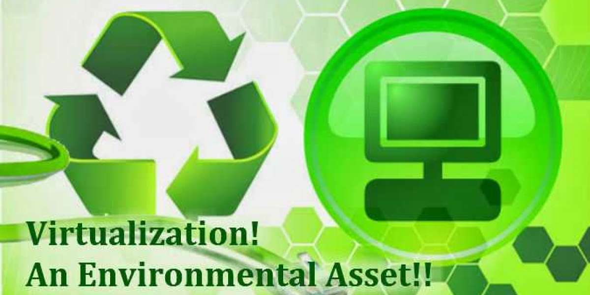 Virtualization – An Environmental Asset!