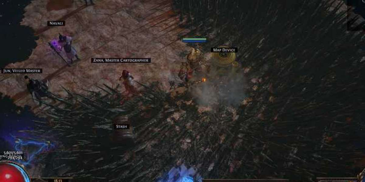 Path of Exile this year will be a perfect ending with Three Epic December Events