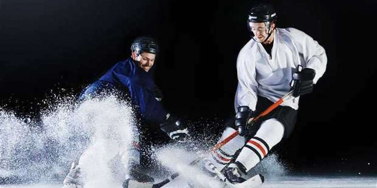 Seven stages for the starting hockey player