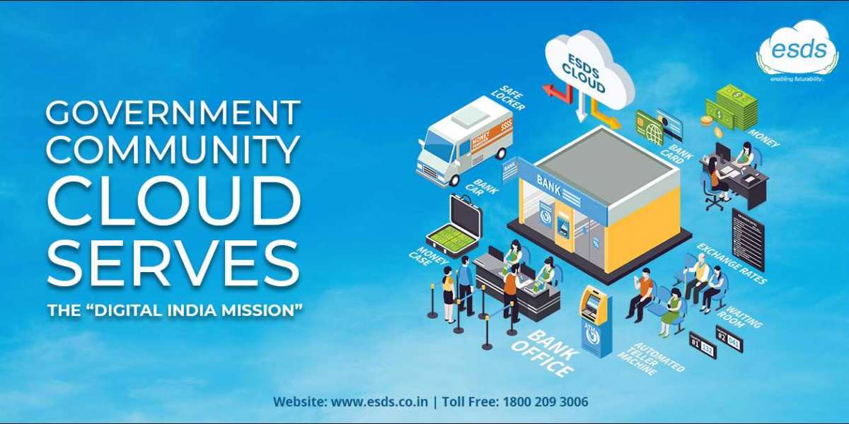 """Government Community Cloud Serves the """"Digital India Mission"""""""