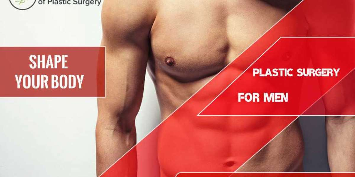 Most commonly requested plastic surgery for men and types of Plastic Surgery for men