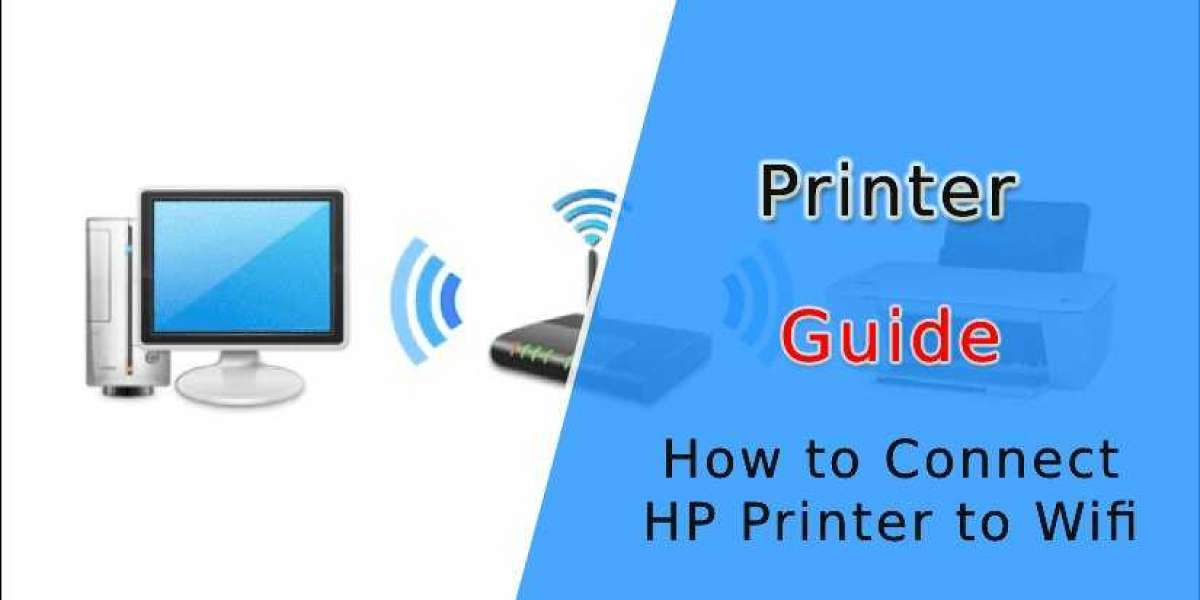 How To Connect an HP Printer To Wifi Router?
