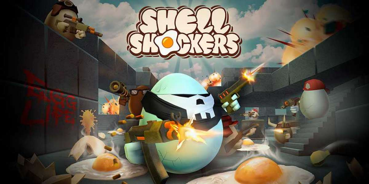Shooting Games Unblocked Online: Shell Shockers