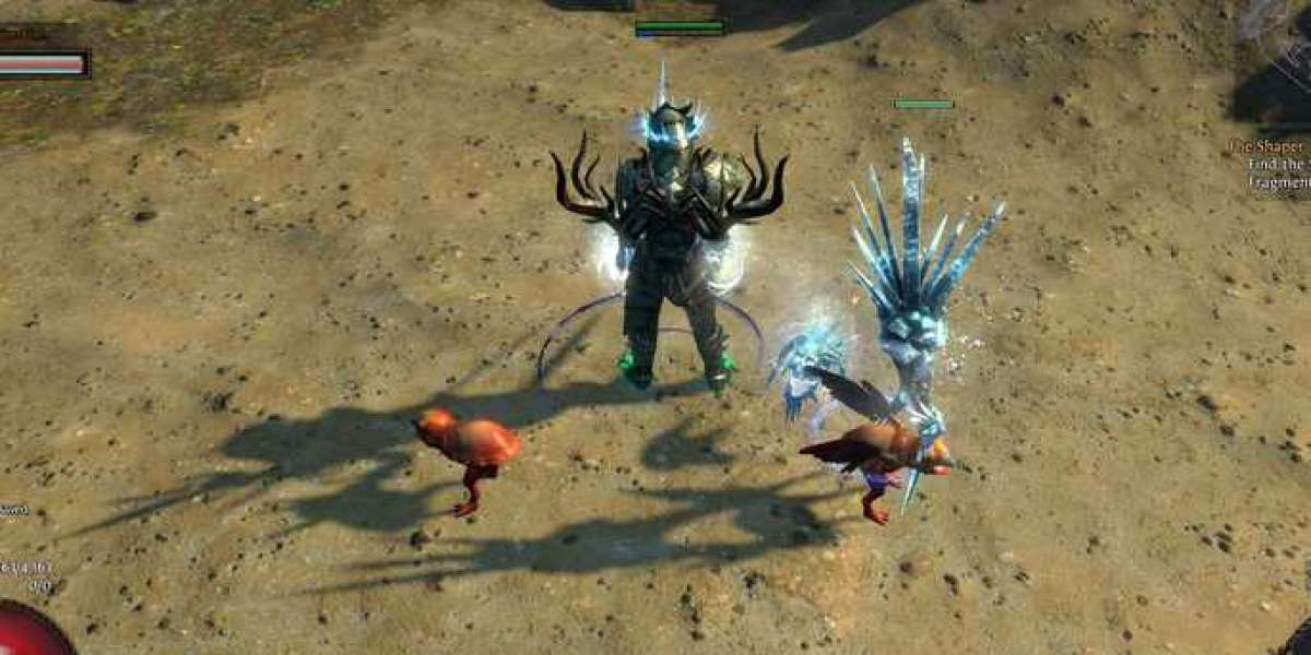 Learn about currency in Path of Exile 101.
