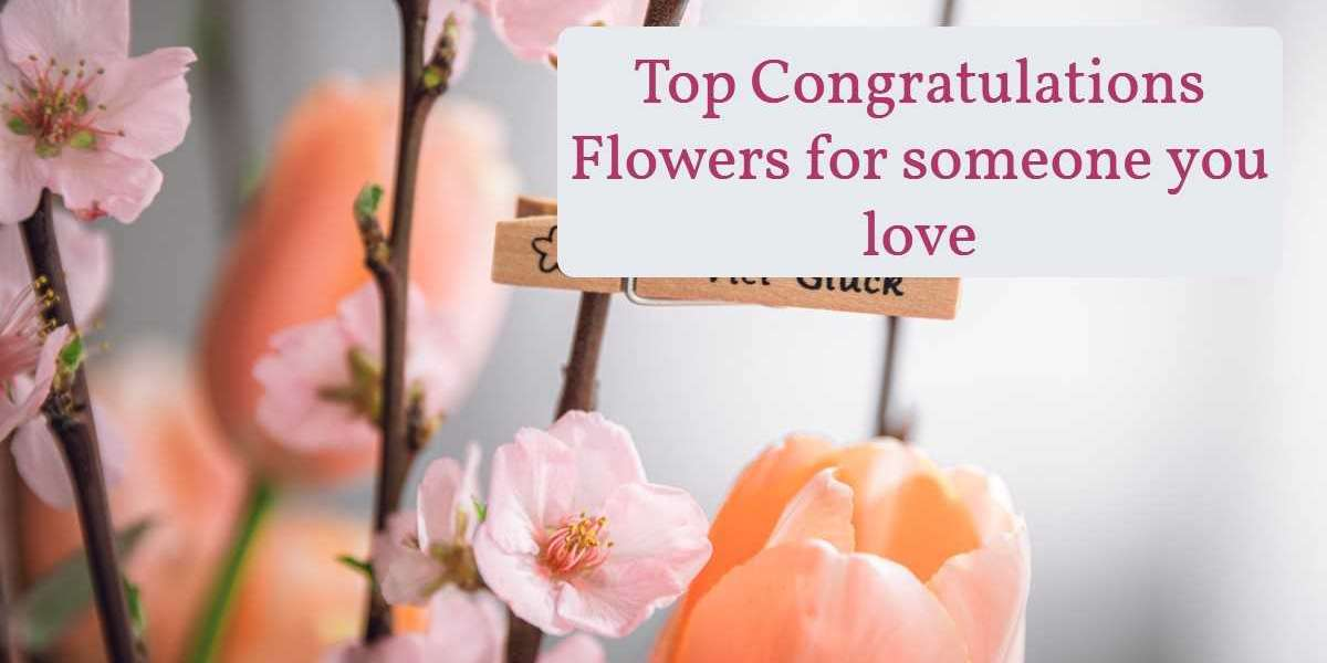 Top Congratulations Flowers for someone you love
