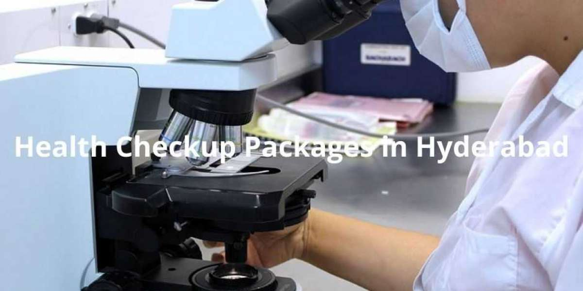 Health Check-Up Package in Hyderabad- Cost-Effective and Inclusive of Complete Body Check-Up Tests