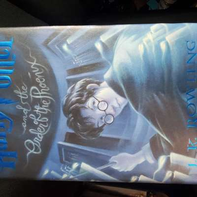 Harry Potter & the Order of the Phoenix 1st Edition Profile Picture