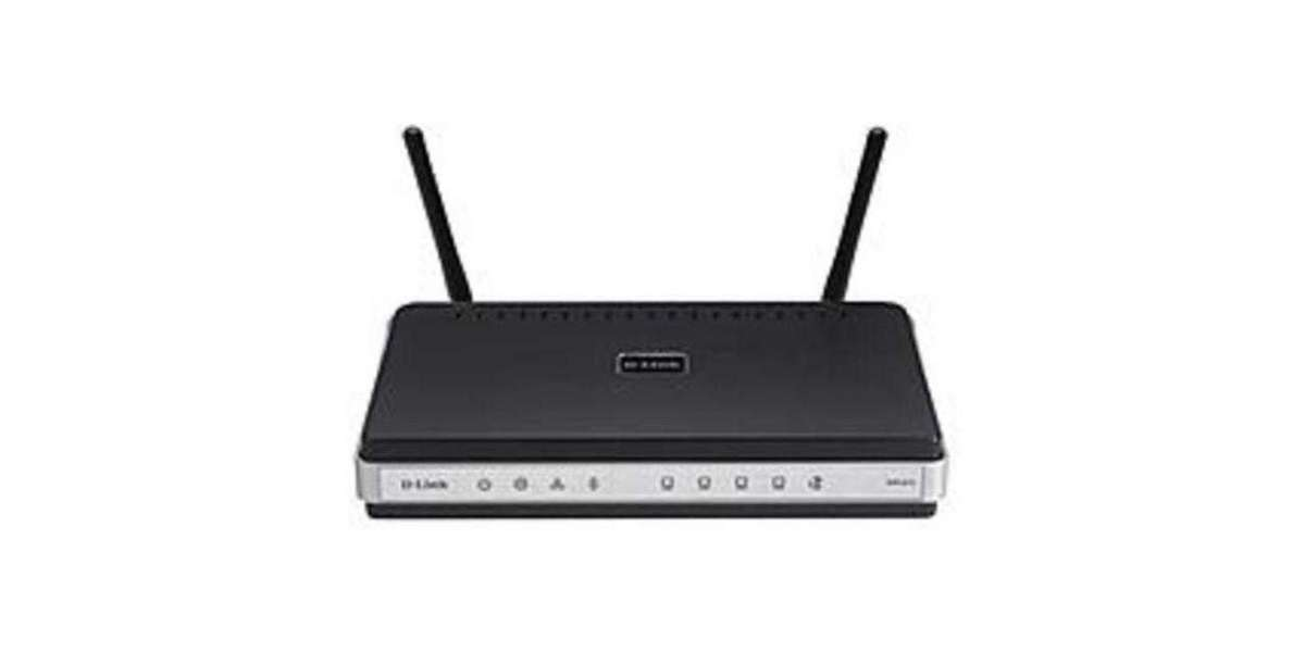 How do I log into my DLink wireless router